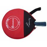 Raquete Ping Pong Tênis De Mesa Tacksports Hugo Hoyama 1dc