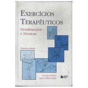 Kisner pdf terapeuticos exercicios portugues