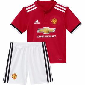 Kit Infantil Do Manchester United Lingard - Camisetas e Blusas no ... 4ad1301e88545