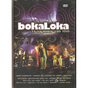 audio do dvd bokaloka ta na hora ao vivo