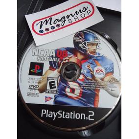 Ncaa 08 Para Playstation 2 Ps2 Solo Disco Futbol Americano 7d23320da433e