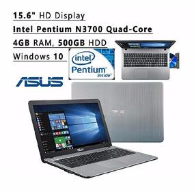 Laptop Asus X540sa Quadcore 4gb / 500gb