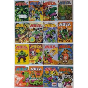 Gibi Incrível Hulk 1983 Abril 34 Hq Raríssimo Frete Grátis