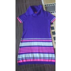 Vestido Corto Niña Arizona Talla 7/8 Original