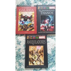 Guardioes Da Galaxia +o Imperativo Thanos +os Aniquiladores