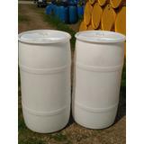 Tarrina (bombona, Tanque) Plástico 2 Tapas 140 Litros