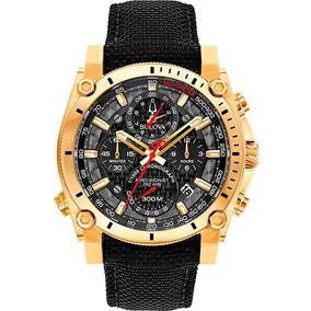 Reloj Bulova Precisionist Uhf Cronogroafo 97b178