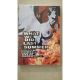 What We Did Last Summer - Robbie Williams - Live In Dvd