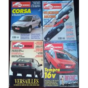 Coleção Revista 4 Rodas Década De 90