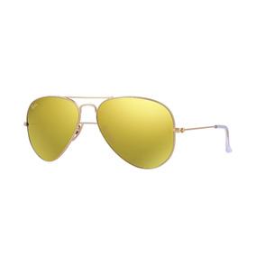 30683b49036c2 Ray Ban Aviador, Cristal Amarillo - Lentes De Sol en Mercado Libre ...