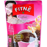 Fitne Instant Coffee Mixed Collagen With Vitamin C 15 G.