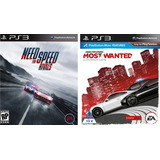 Need For Speed Rivals + Nfs Most Wanted Ps3