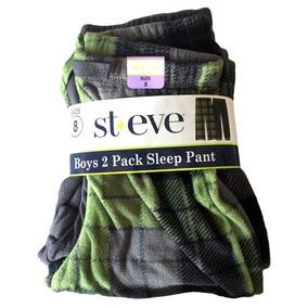 Paquete Doble De Pantalones Para Dormir