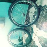 Par De Peneu De Bicicleta Aro 26 Completo