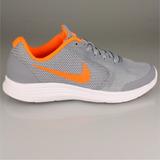 Tenis Nike Revolution 3 Gs Unisex Running Lifestyle Oferta