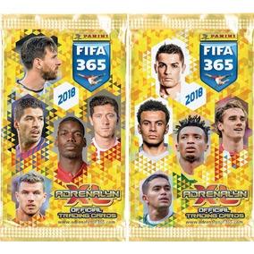 Cards Adrenalyn Fifa 365 2018 Avulsos