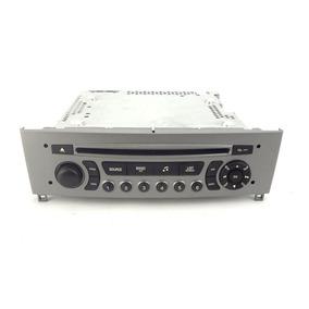 Radio Cd Mp3 Player Peugeot 308 Original 96784887xh