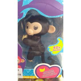 Finger Monkey Macaquinho Dedo Fingerlings