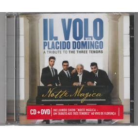 Il Volo - Cd+dvd Il Volo With Plácido Domingo - Lacrado!