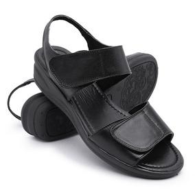 d6c4bb6ac Sapato Ortopedico Idoso Antiderrapante - Sapatos no Mercado Livre Brasil
