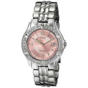 Reloj De Mujer Guess G75791m 100% Original. Nuevo En Caja