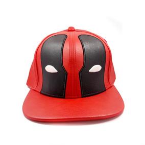 Gorra Juvenil Snapback Deadpool Marvel Promo dde603daa44