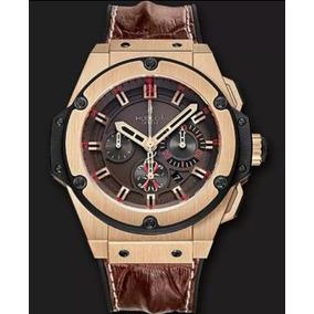 e2604e4dd5f Relógio Hublot Dourado Réplica - Relógios no Mercado Livre Brasil