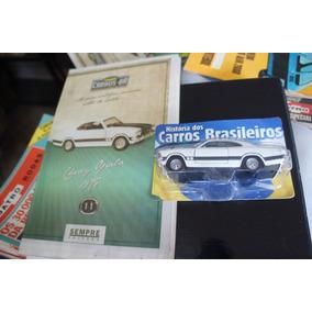 Miniatura Fascículo Opala Ss Lacrada Hist Carros Brasileiros
