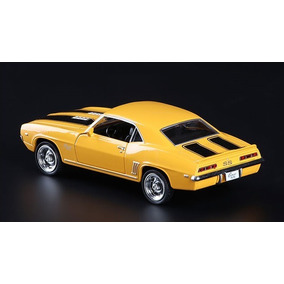 Miniatura Chevrolet Camaro Ss 1969 1/32