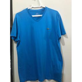 Camisas Lacoste Gola V - Calçados, Roupas e Bolsas no Mercado Livre ... 7bc1a3625f