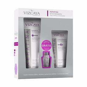 Vizcaya Oficial - Kit Keratina