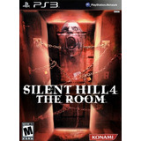 Silent Hill 4 The Room ~ Ps3 Digital