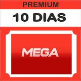Cuentas Premium Mega 10 Dias - Original Garantizadas!