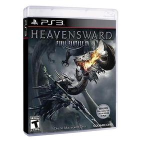 Final Fantasy Xiv Heavensward Expansion Pack Ps3 Lacrado.