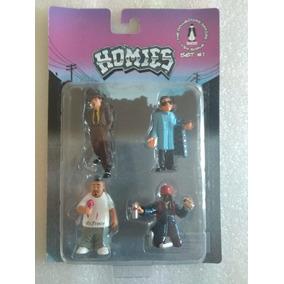Bonecos Homies Set#1 1/24