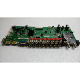((defeito))placa Principal Tv Cce Stile D32 Gt-309px-v302