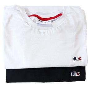 Camisas Lacostes Tamanho G - Camisa Manga Curta Masculino G no ... 1630d3c39b