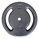 Anilha De 25kg Vazada Alta Qualidade - Halter / Barras