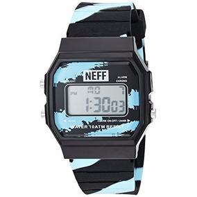 Reloj Neff Flava Xl Surf Black Ice #nf0226822