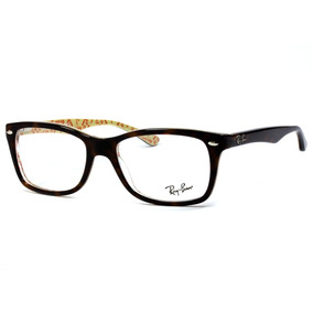 c5542a188adb3 Armações Originais Ray Ban Rx5228 5043 Armacoes - Óculos no Mercado ...