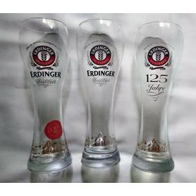 Lote Vaso Cerveza Erdinger