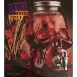 Dispensador Cráneo Halloween