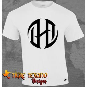 Playera Bandas Dharius Logo Grande By Tigre Texano Designs