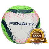 90ad0f4640 Bola Original Futsal Penalty Max 500 C  Costura Fifa Oficial