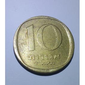 Moeda 10 Agorot 1960 Israel