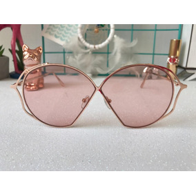 Oculos Flamingo Rose Transparente - Calçados, Roupas e Bolsas no ... f11cb0613c