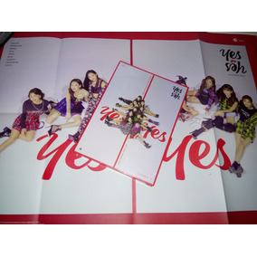 Twice - Mini Album Vol.6 [yes Or Yes] (ver. C) + Poster