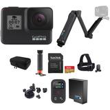 Cámara Digital Gopro Hero7 Black Kit - Nueva Y Original