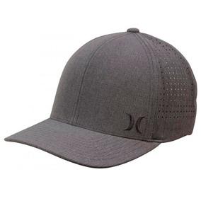 Gorra Hurley Gris Phntm Ripstop Hat Ah9627