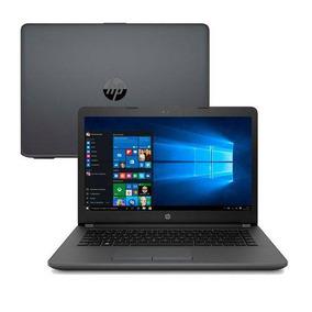 Notebook Hp 246 G6 I5-7200u 4gb 500gb Widows 10 Home